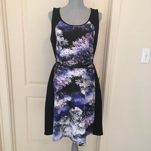 Flower dress Sz 14